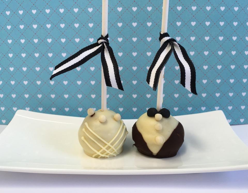 cakepops bruidspaar
